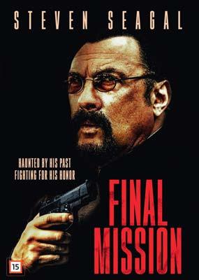 Final Mission  (DVD) - Klik her for at se billedet i stor størrelse.