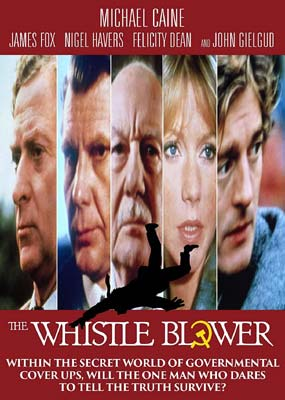 Whistle Blower, The  (DVD) - Klik her for at se billedet i stor størrelse.