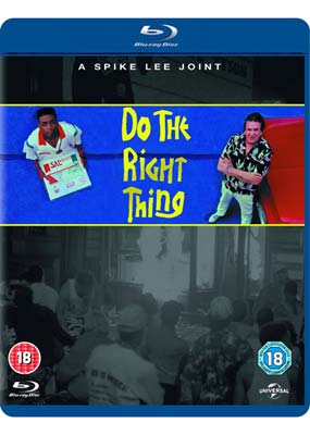 Do the Right Thing (Blu-ray) (BD) - Klik her for at se billedet i stor størrelse.