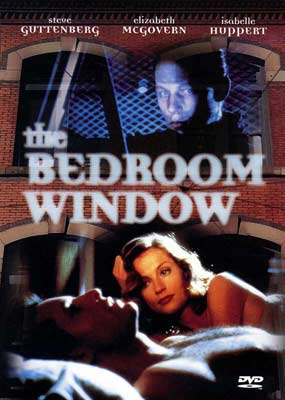 Bedroom Window, The  (DVD) - Klik her for at se billedet i stor st�rrelse.