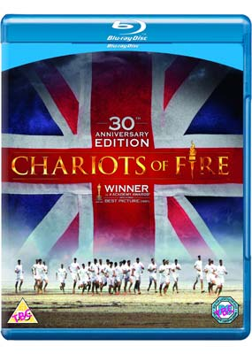 Chariots of Fire: 30th Anniversary Edition (Blu-ray) (BD) - Klik her for at se billedet i stor st�rrelse.
