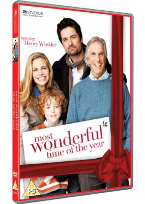 Most Wonderful Time of the Year,   The  (DVD) - Klik her for at se billedet i stor størrelse.