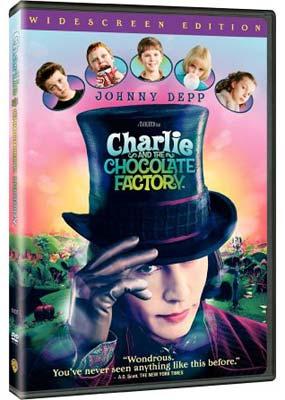 charlie og chokoladefabrikken bog