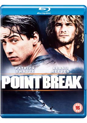 Point Break (Blu-ray) (BD) - Klik her for at se billedet i stor st�rrelse.