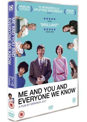 Me and You and Everyone We Know   (DVD) - Klik her for at se billedet i stor størrelse.
