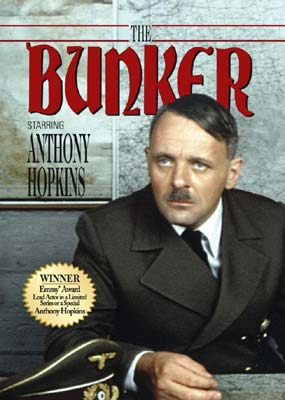 Bunker, The (Anthony Hopkins)  (DVD) - Klik her for at se billedet i stor størrelse.
