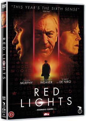 Red Lights (Cillian      Murphy)  (DVD) - Klik her for at se billedet i stor størrelse.