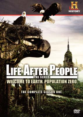 Life After   People: Season 1 (3-disc) (DVD) - Klik her for at se billedet i stor st�rrelse.