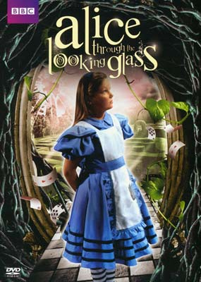 Alice Through the Looking Glass (Sarah Sutton)  (DVD) - Klik her for at se billedet i stor størrelse.
