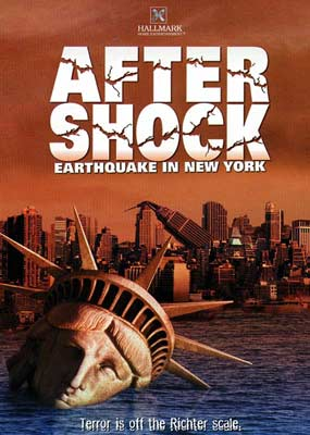 Aftershock: Earthquake in New York  (DVD) - Klik her for at se billedet i stor størrelse.