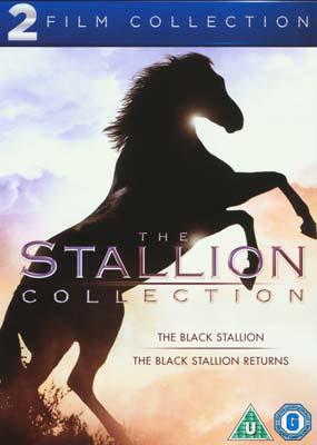 den sorte hingst vender tilbage dvd