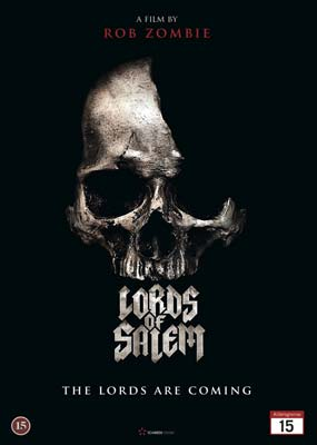 Lords of Salem, The  (DVD) - Klik her for at se billedet i stor størrelse.