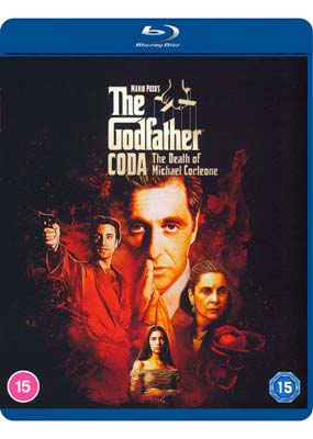 Godfather Coda: The Death of Michael Corleone (Blu-ray) (BD) - Klik her for at se billedet i stor størrelse.