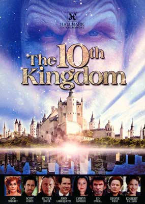 10th Kingdom, The (3-disc) (DVD) - Klik her for at se billedet i stor st�rrelse.