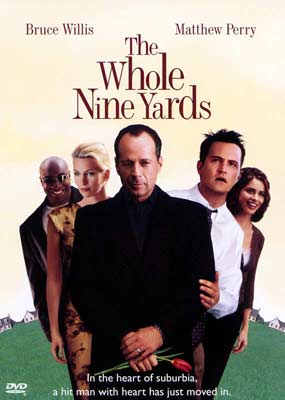 Whole Nine Yards, The  (DVD) - Klik her for at se billedet i stor størrelse.