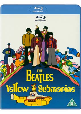 Beatles, The: Yellow   Submarine (Blu-ray) (BD) - Klik her for at se billedet i stor st�rrelse.