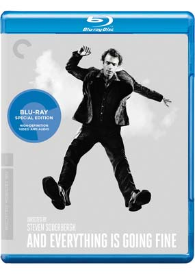 Spalding Gray: And Everything Is Going Fine (Criterion) (Blu-ray) (BD) - Klik her for at se billedet i stor st�rrelse.