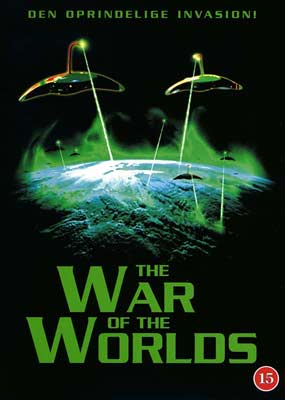 War of the Worlds,  The (Gene Barry)  (DVD) - Klik her for at se billedet i stor st�rrelse.