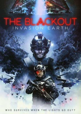 Blackout, The: Invasion Earth  (DVD) - Klik her for at se billedet i stor størrelse.