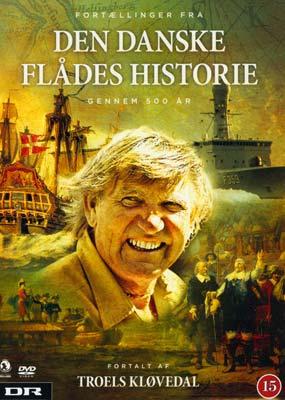 Den Danske Flådes Historie (2-disc) (DVD) - Laserdisken.dk - salg af DVD og Blu-ray film.
