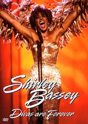 Shirley Bassey: Divas are Forever - Live in Antwerp (2000)  (DVD) - Klik her for at se billedet i stor st�rrelse.