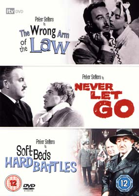 Peter Sellers Triple Feature (3-disc) (DVD) - Klik her for at se billedet i stor st�rrelse.