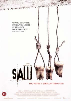Saw III  (DVD) - Klik her for at se billedet i stor størrelse.