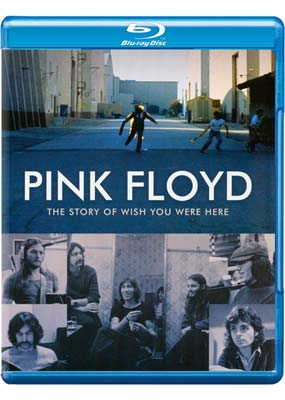 Pink Floyd: The Story of Wish You Were Here (Blu-ray) (BD) - Klik her for at se billedet i stor st�rrelse.