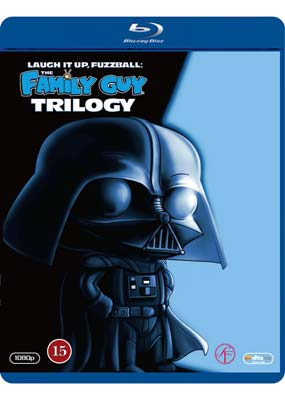 Family Guy     Trilogy: Laugh It Up, Fuzzball (Blu-ray) (BD) - Klik her for at se billedet i stor st�rrelse.