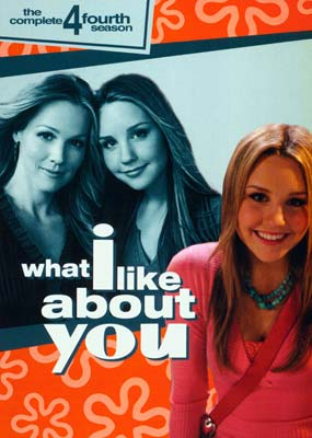 What I Like About You: Season 4 (2-disc) (DVD) - Klik her for at se billedet i stor størrelse.