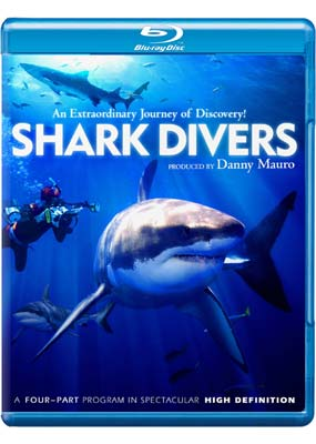 Shark Divers (Blu-ray): Documentary Collection: Shark Divers / Shark Business / Whale Sharks: Gentle Giants / ... (Blu-ray) (BD) - Klik her for at se billedet i stor st�rrelse.
