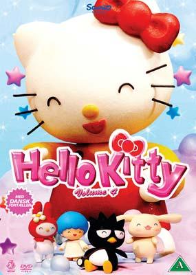 Hello Kitty: Volume  4  (DVD) - Klik her for at se billedet i stor størrelse.