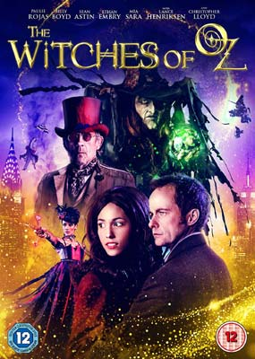 Witches of Oz, The  (DVD) - Klik her for at se billedet i stor størrelse.