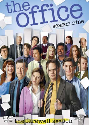Office, The - US version: Season  9  (DVD) - Klik her for at se billedet i stor størrelse.