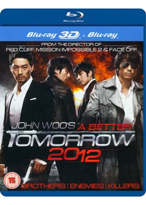 Better Tomorrow, A (Song Hae Sung) (Blu-ray 3D) (BD) - Klik her for at se billedet i stor st�rrelse.