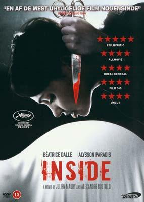 Inside b atrice dalle dvd salg af for Beatrice dalle inside