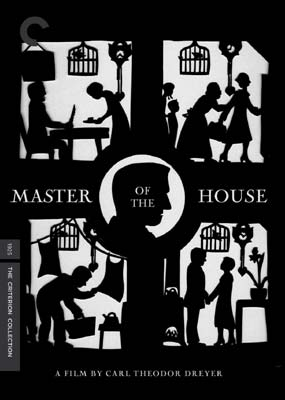 Master of the House (Criterion) (DVD) - Klik her for at se billedet i stor størrelse.