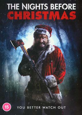 Nights Before Christmas, The  (DVD) - Klik her for at se billedet i stor størrelse.