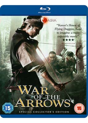 War of the Arrows (Blu-ray) (BD) - Klik her for at se billedet i stor st�rrelse.