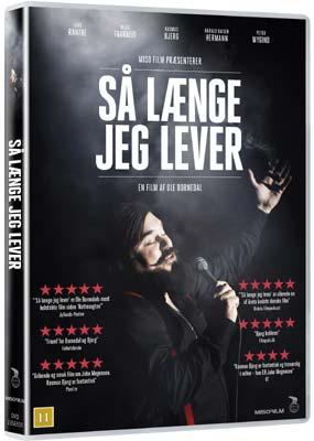 Så længe jeg lever  (DVD) - Klik her for at se billedet i stor størrelse.