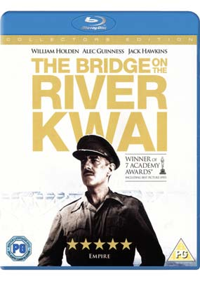 Bridge on the River Kwai, The (Blu-ray) (BD) - Klik her for at se billedet i stor st�rrelse.