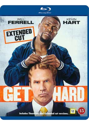 Get Hard: Extended Cut (Blu-ray) (BD) - Klik her for at se billedet i stor størrelse.