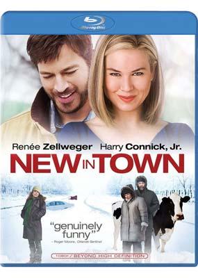 New in Town (Blu-ray) (BD) - Klik her for at se billedet i stor størrelse.