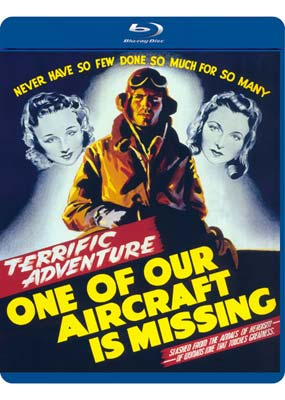 One of Our Aircraft is Missing! (Blu-ray) (BD) - Klik her for at se billedet i stor størrelse.