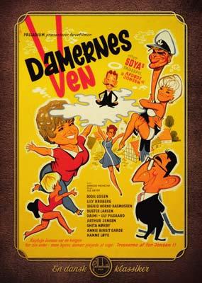 Damernes ven  (DVD) - Klik her for at se billedet i stor størrelse.