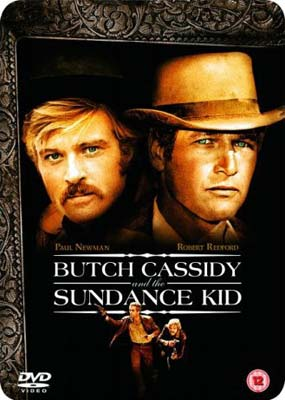 Butch Cassidy and the Sundance         Kid (2-disc) (DVD) - Klik her for at se billedet i stor størrelse.