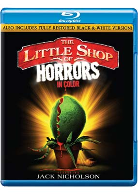 Little Shop of Horrors, The (Roger Corman) (Blu-ray) (BD) - Klik her for at se billedet i stor st�rrelse.