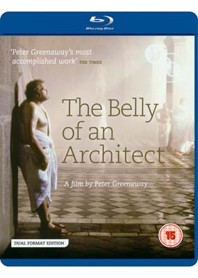 Belly of an Architect, The (Blu-ray & DVD) (BD) - Klik her for at se billedet i stor st�rrelse.