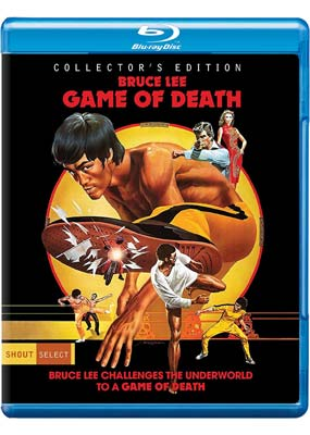 Game of Death: Collector's Edition (Blu-ray) (BD) - Klik her for at se billedet i stor størrelse.