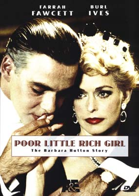 Poor Little Rich Girl: The Barbara Hutton Story (2-disc) (DVD) - Klik her for at se billedet i stor størrelse.